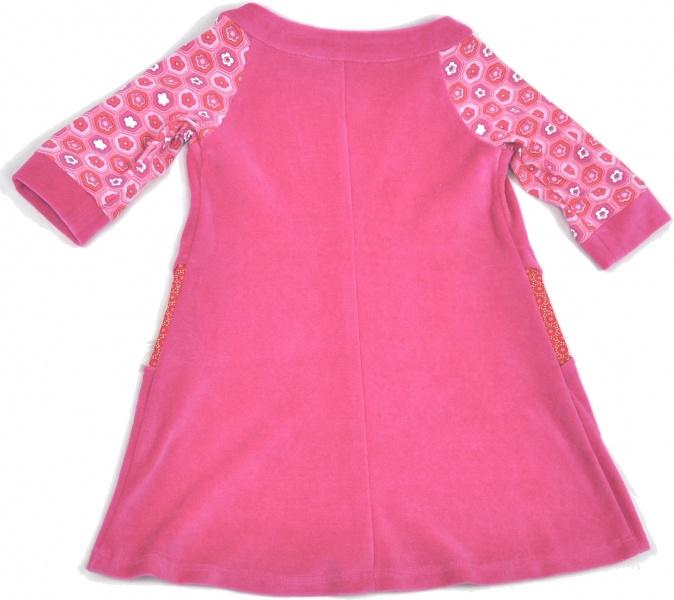 Kjøp rosa chenille kjole til barn hos tulip og tatamo!   tulip ...